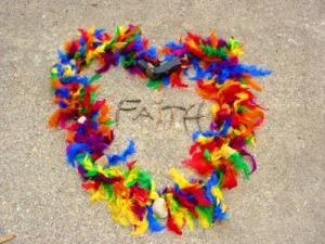 Feathers Of Faith